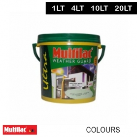 Multilac Weather Guard Ultra Color