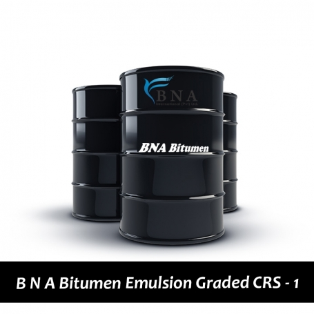 B N A Bitumen Emulsion Graded CRS - 1