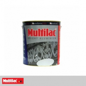 Multilac Bright Aluminium
