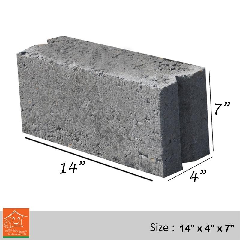 Cement Bricks 1 Pc Price In Sri Lanka Bnshardware Lk