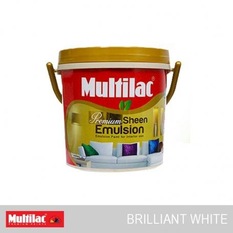 Multilac Premium Emulsion Brilliant White (Export Quality)