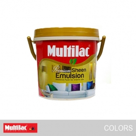Multilac Premium Emulsion Colors (Export Quality)