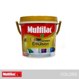 Multilac Premium Emulsion Colors (Export Quality)
