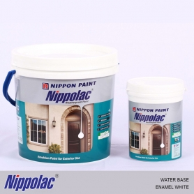 Nippolac Enamel Brilliant White