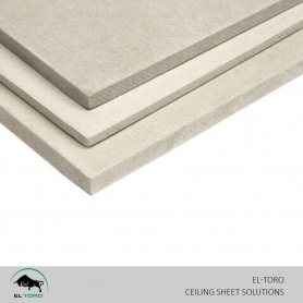 El Toro - Non Asbestos Ceiling Sheet - (603mm * 1213mm) - (4in*2in)