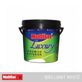 Multilac Luxury Promise Exterior Emulsion Brilliant White