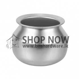 Aluminium Pots (250g - 3kg 500g)