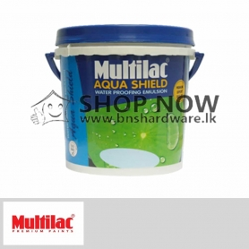 MULTILAC AQUA SHIELD WATER PROOFING EMULSION