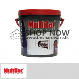 MULTILAC ACRYLIC WALL FILLER (INTERIOR)