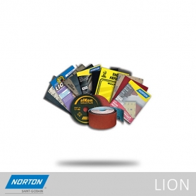 Norton Lion Canvas Roll