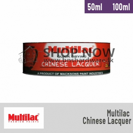 Multilac Chinese Lacquer - Colours