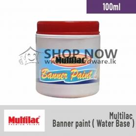 Multilac Banner Paint