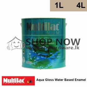 Aqua Gloss Water Based Enamel