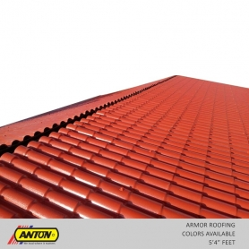 "Anton Armor Roofing 5'4"" Feet - Colors Available"
