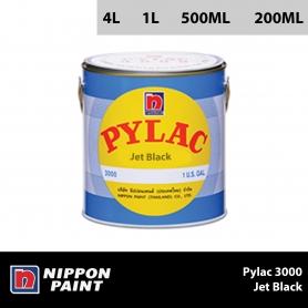 Pylac 3000 Jet Black