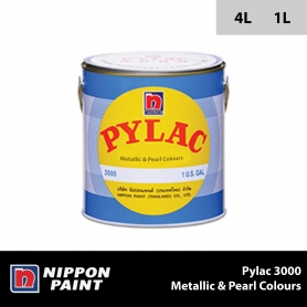 Pylac 3000 Metallic & Pearl Colours