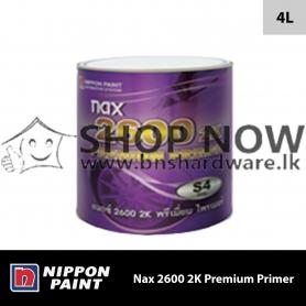 Nax 2600 2K Premium Primer ( Hardener )
