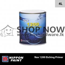 Nax 1200 Etching Primer - 4L