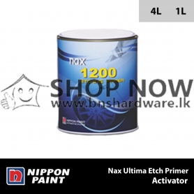 Nax Ultima Etch Primer Activator