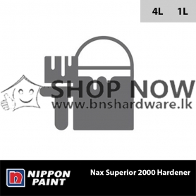 Nax Superior 2000 Hardener
