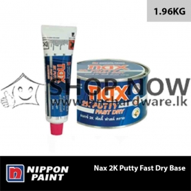 Nax 2K Putty Fast Dry Base - 1.96KG