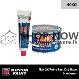 Nax 2K Putty Fast Dry Hardener - 50ML