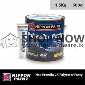 Nax Premila 2K Polyester Putty