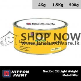 Nax Eco 2K Light Weight Metal Filler