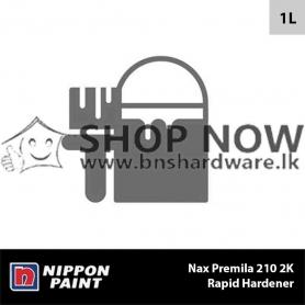 Nax Premila 210 2K Rapid Hardener - 1L