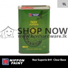 Nax Superio 841  Clear Base