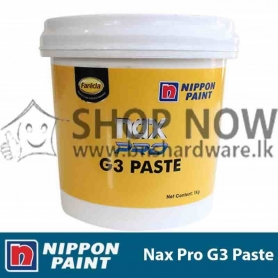 copy of Nax Pro disc 150mm - P80/180/320/400