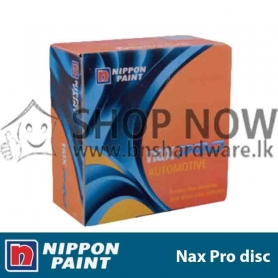 Nax Pro disc 150mm - P80/180/320/400