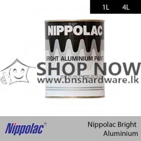 Nippolac Bright Aluminium