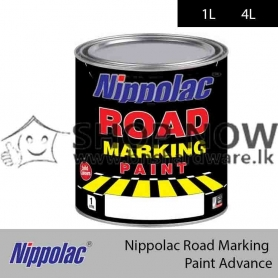 Nippolac Road Marking Paint Advance (White / Black / Yellow)