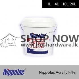 Nippolac Acrylic Filler