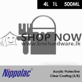 Nippolac Acrylic Protective Clear Coating (S/B)