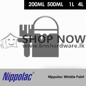 Nippolac Wrinkle Paint