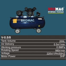 Air Compressor ( 200LTR )