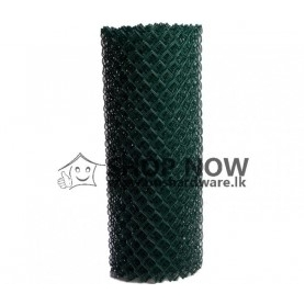 PVC Coated Chain Link (Gauge 10 Black Color)