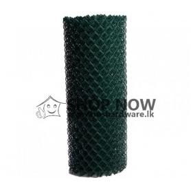 PVC Coated Chain Link (Gauge 12 Black Color)