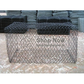 PVC Coated Gabion Boxes
