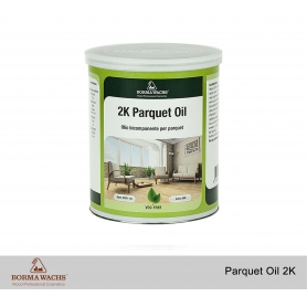 Parquet Oil 2K - 100% Natural Oil VOC Free