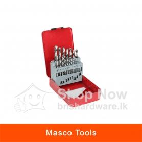 Bit Drill HSS 19Pcs/Set