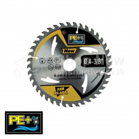 Wood Cutting Disc /Saw Blade - 4 3/8""