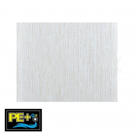CEILING PLANK FABRIC WHITE PL