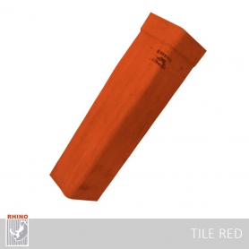 Rhino Roofing Ridges Tile Red