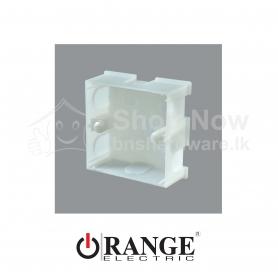 Single Mounting Box-Sunk