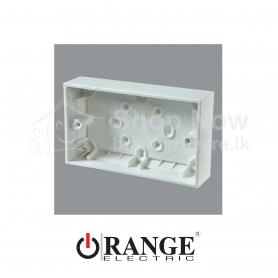 X5 Twin Mounting Box-Surface