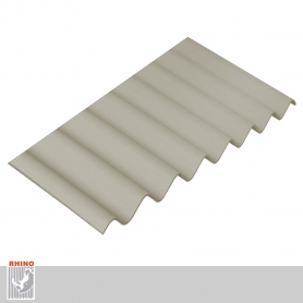 Rhino Colorup Roofing Sheets - Sandstone