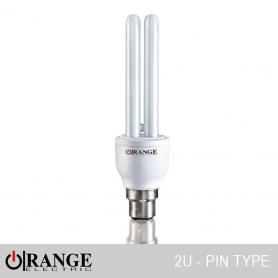 Orange CFL 2U Pint Type